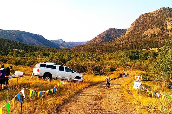 Meeteetse Absaroka Mountain Run